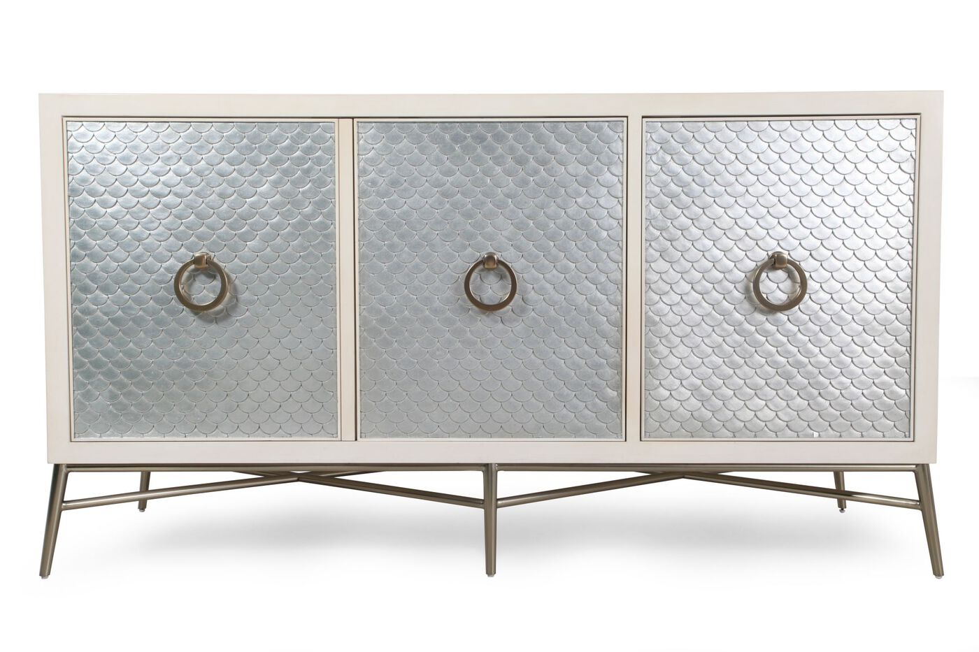 Bernhardt salon media console mathis brothers furniture for Console salon