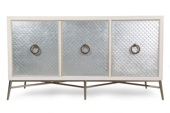 Bernhardt Salon Media Console Mathis Brothers Furniture