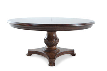 A r t furniture continental round dining table mathis for A r t dining table