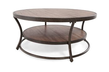 Ashley Nartina Round Cocktail Table