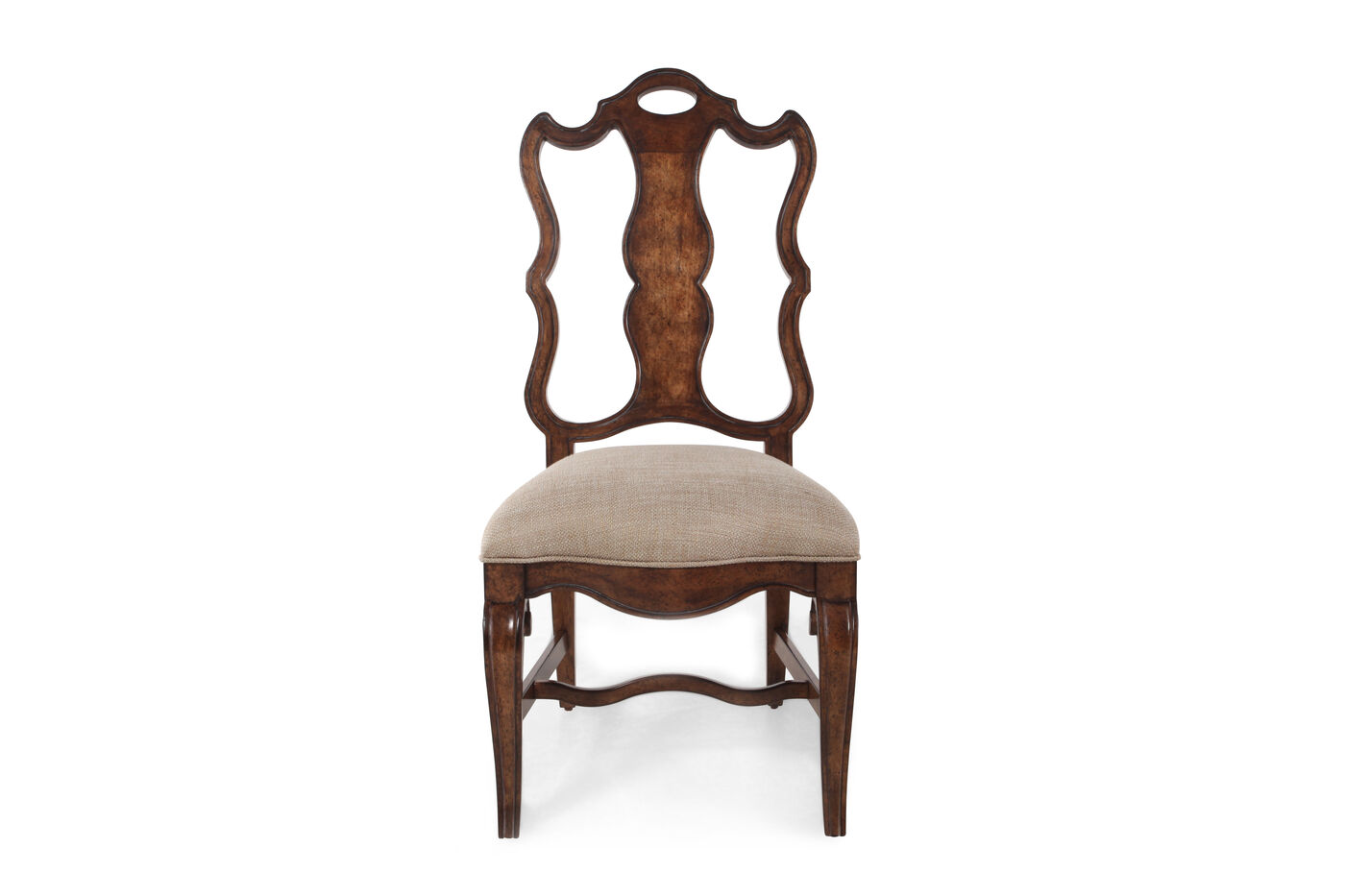 A r t furniture continental splat back dining chair for A r t dining chairs