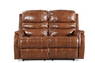 Ashley Metcalf Nutmeg Power Loveseat with Adjustable Headrest