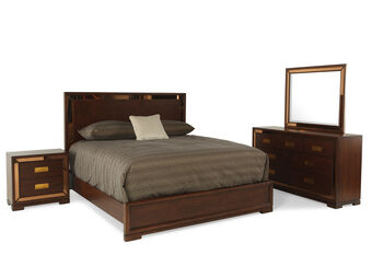 Pulaski Chrystelle California King Bedroom Suite