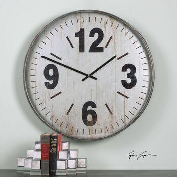 Uttermost Marino Oversized Wall Clock
