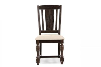 Winners Only Xcalibur Pair of Wood Side Chairs