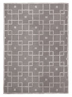 Ashley Tyrell Gray Medium Rug