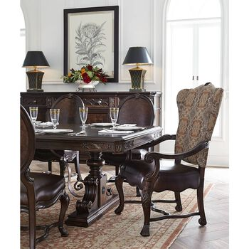 Stanley Casa D'Onore Sella Trestle Table