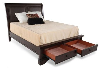 Aspen Bancroft King Storage Bed