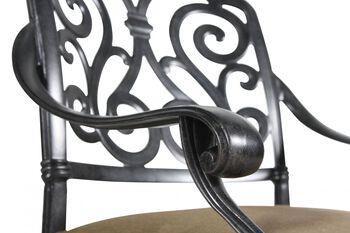 World Source St. Louis Swivel Rocker with Cushion