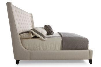 Bernhardt Interiors Maxime King Upholstered Bed