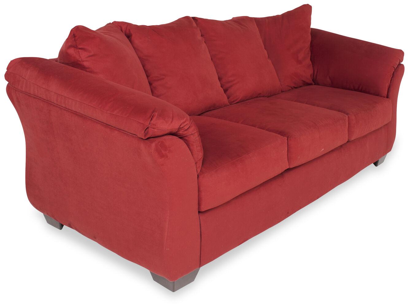 Ashley Darcy Salsa Sofa Mathis Brothers Furniture