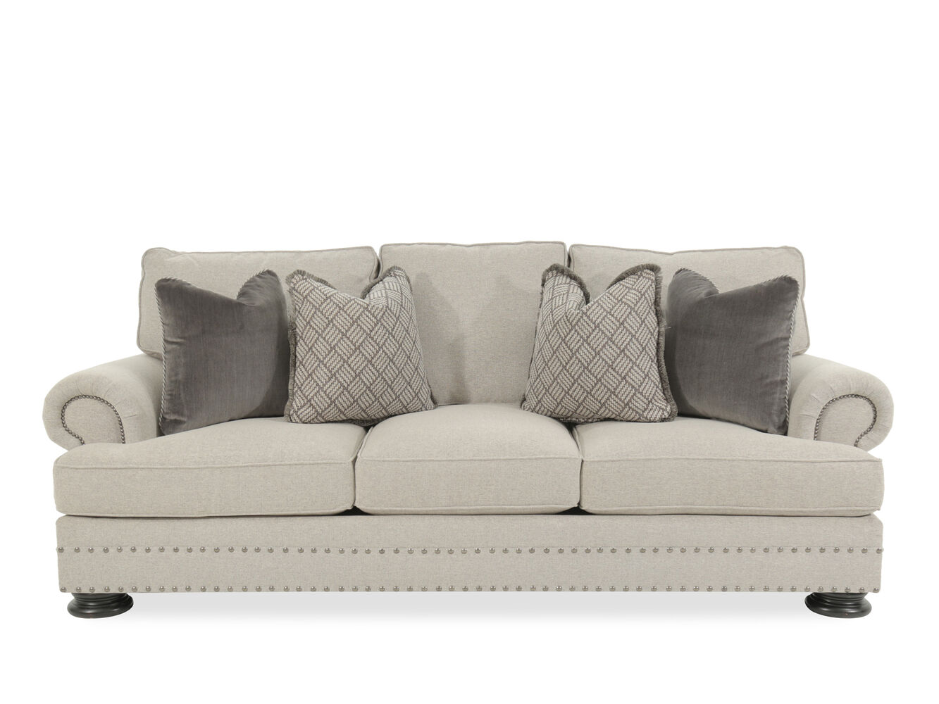 Bernhardt foster sofa mathis brothers furniture for Where to buy bernhardt furniture online