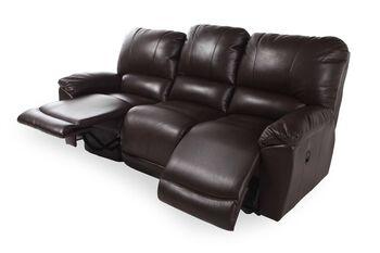 La-Z-Boy Tyler Mahogany Reclining Sofa