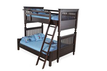 Universal Guys Twin Over Full Bunk Bed