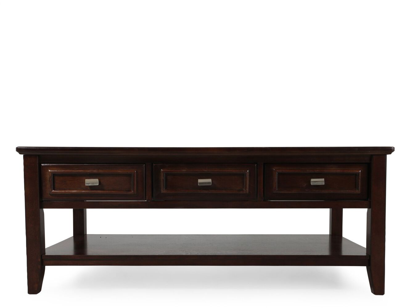 Ashley Larimer Drawer Cocktail Table Mathis Brothers