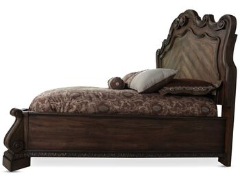 Hooker Rhapsody Panel Bed