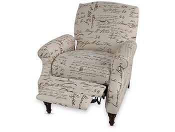 Lane Chloe High Leg Recliner Mathis Brothers Furniture