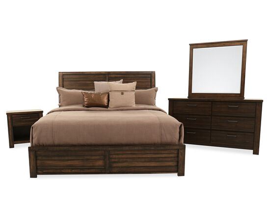 samuel lawrence ruff hewn bedroom suite mathis brothers