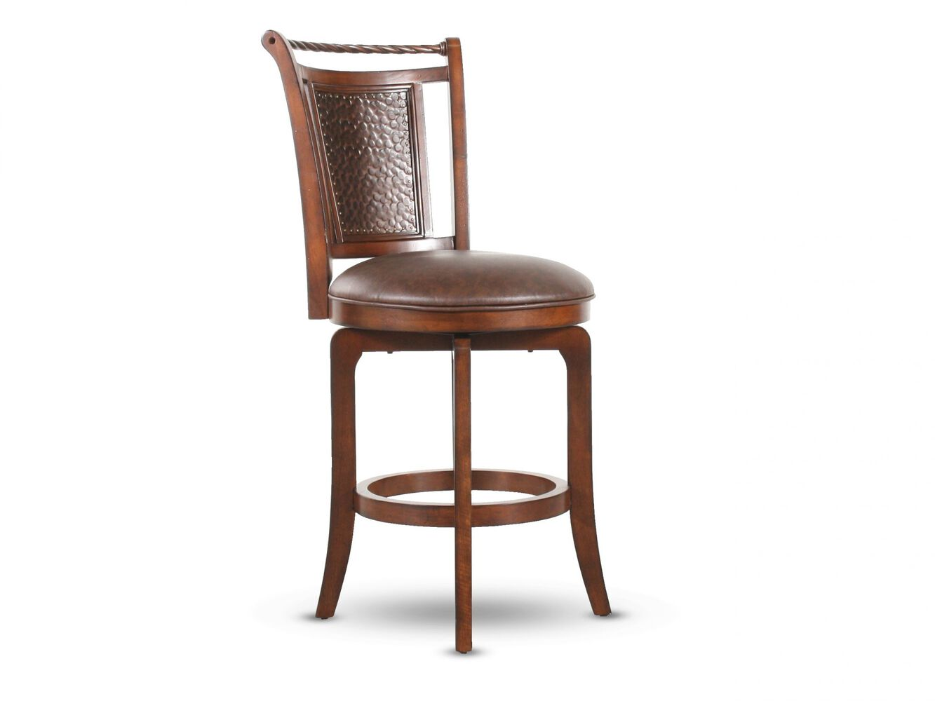 Hillsdale Cherry Norwood 30 Quot Bar Stool Mathis Brothers