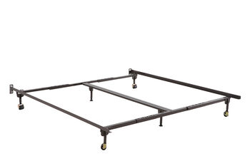 Glideaway Queen/King Bed Frame with Six Legs