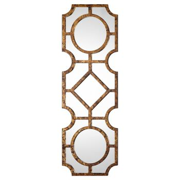 Uttermost Lupano Geometric Mirror