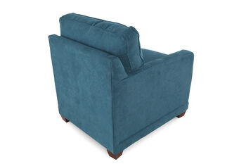 La-Z-Boy Kennedy Teal Chair