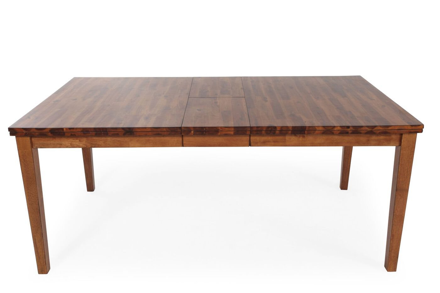 Winners only broadway leg table mathis brothers furniture for Kitchen table only