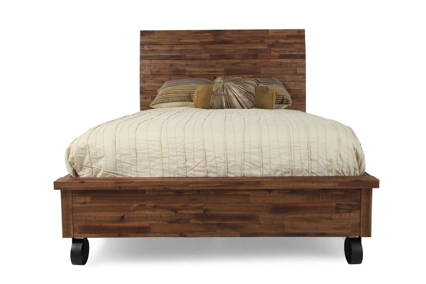 Magnussen Home River Ridge Bed Mathis Brothers Furniture