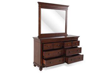 Aspen Camden Dresser and Mirror