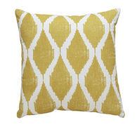 Ashley Bruce Yellow Pillow