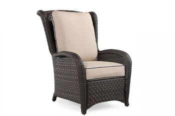 Agio Jefferson Wing Back Chair