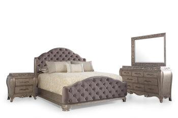 Pulaski Rhianna King Bedroom Suite