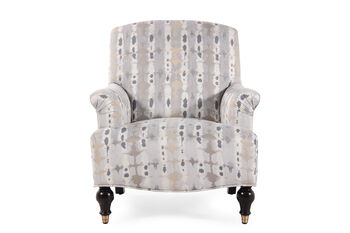 Jonathan Louis Norman Wing Accent Chair