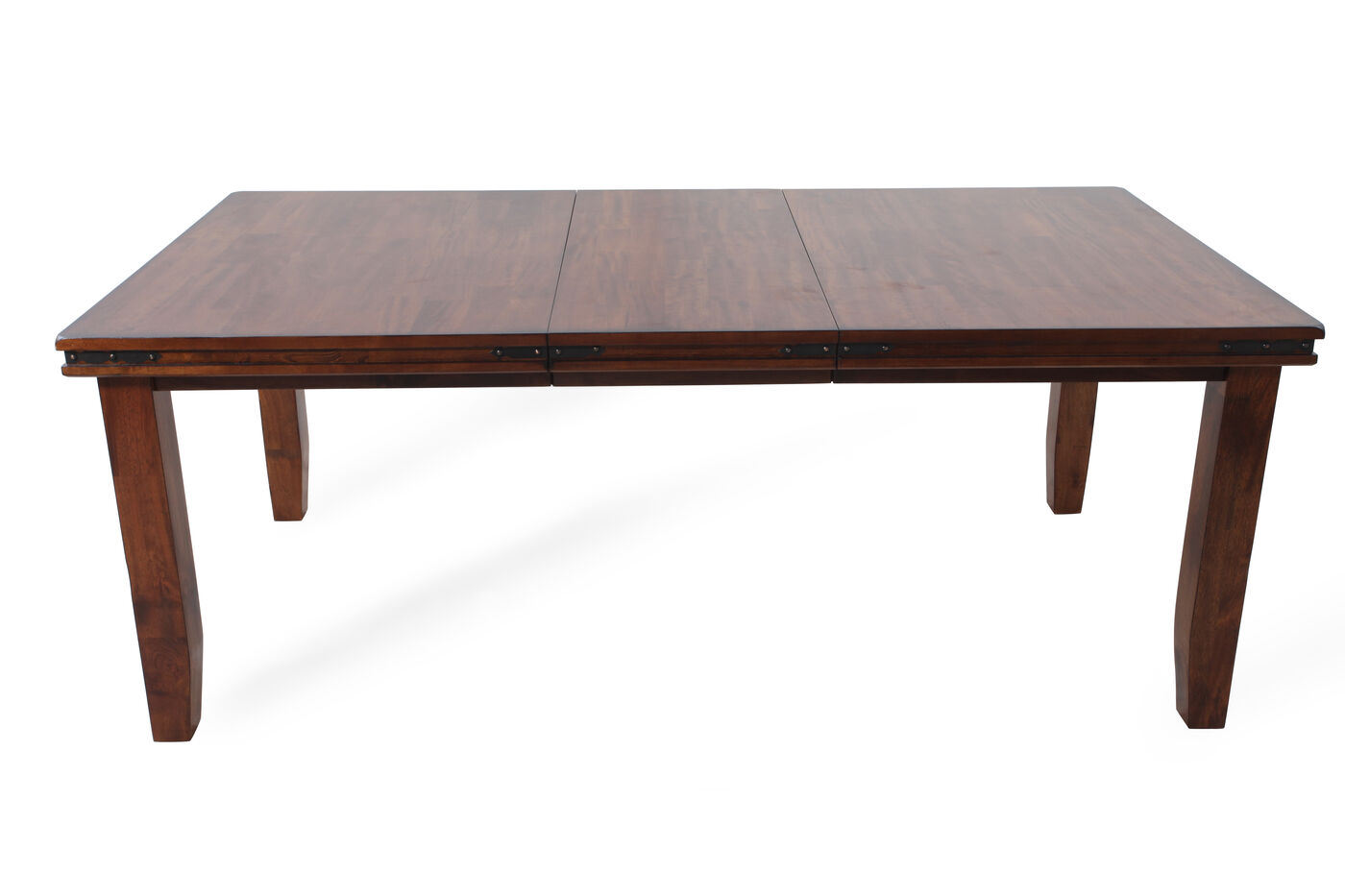 Crown mark figaro dining table mathis brothers furniture for Markup table