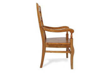 MB Home Switzer Pair of Arm Chairs