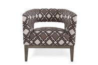 Boulevard Keystone Accent Chair