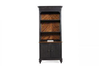 Magnussen Home Barnhardt Bookcase