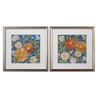 Uttermost April Flowers Prints S/2