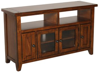 Aspen Cross Country 54 Inch Entertainment Console