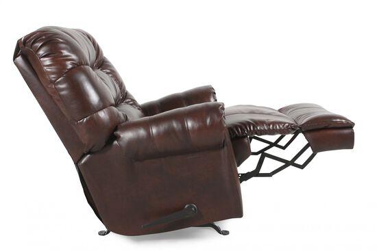 Lane zero gravity zip saddle rocker recliner mathis - Zero gravity recliner chair for living room ...