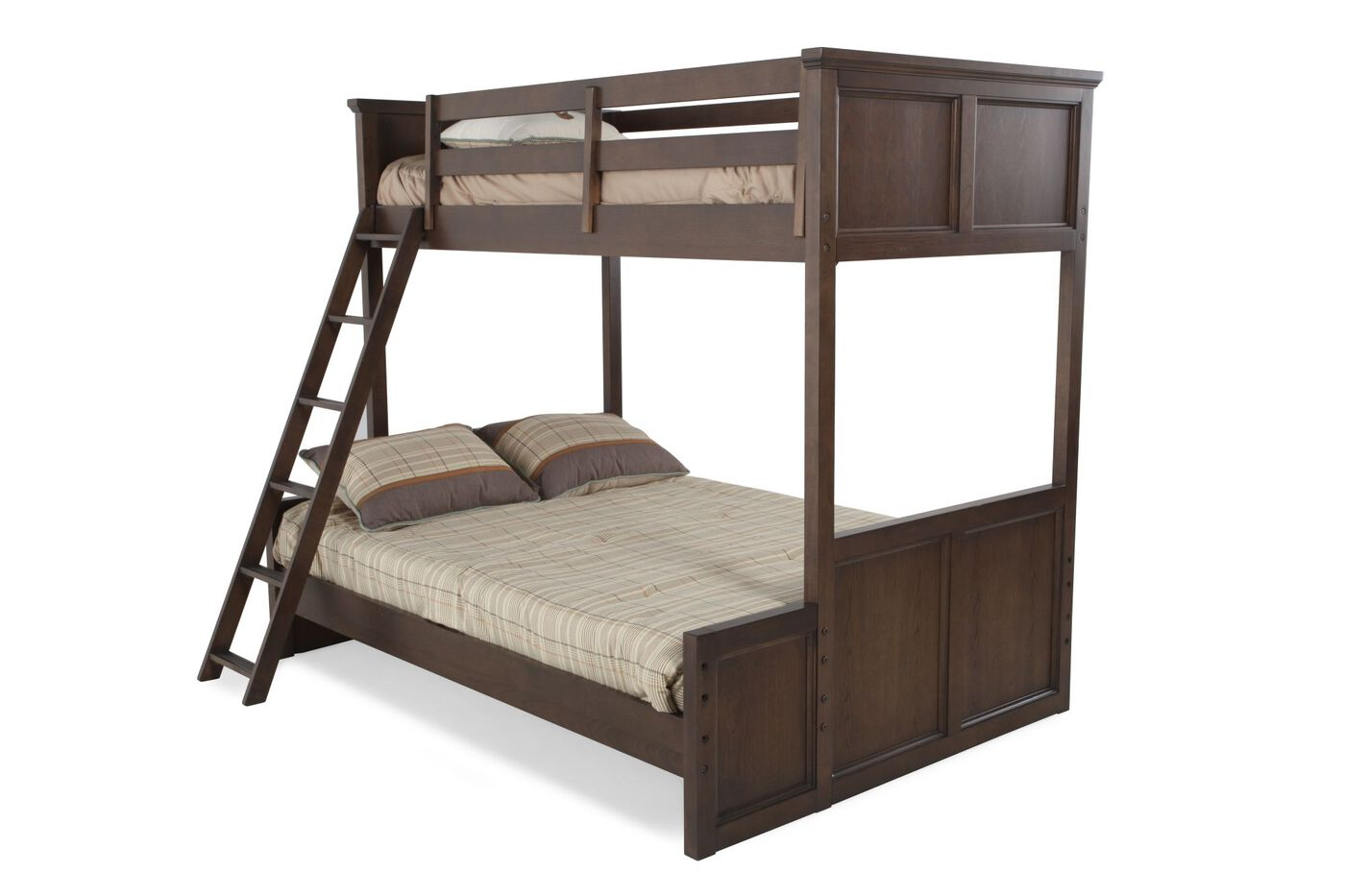 Legacy Kenwood Twin Over Full Bunk Bed Mathis Brothers