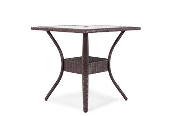 World Source Oxford Square Bar Table