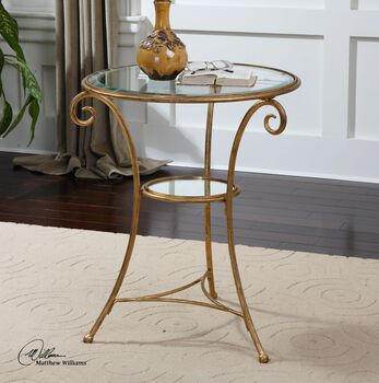 Uttermost Maia Accent Table