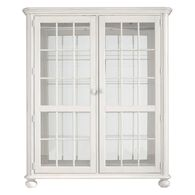 Stanley Coastal Living Retreat Saltbox White Newport Storage Cabinet