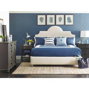 Stanley Coastal Living Retreat English Blue Weekend Dresser