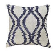 Ashley Estelle Blue Pillow