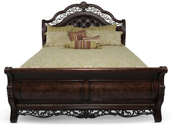 Pulaski Birkhaven Sleigh Bed
