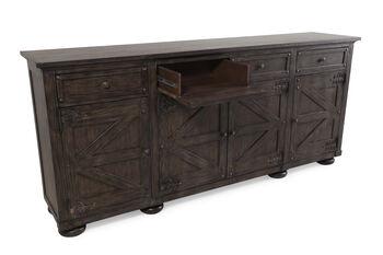 Hooker Vintage West Storage Credenza