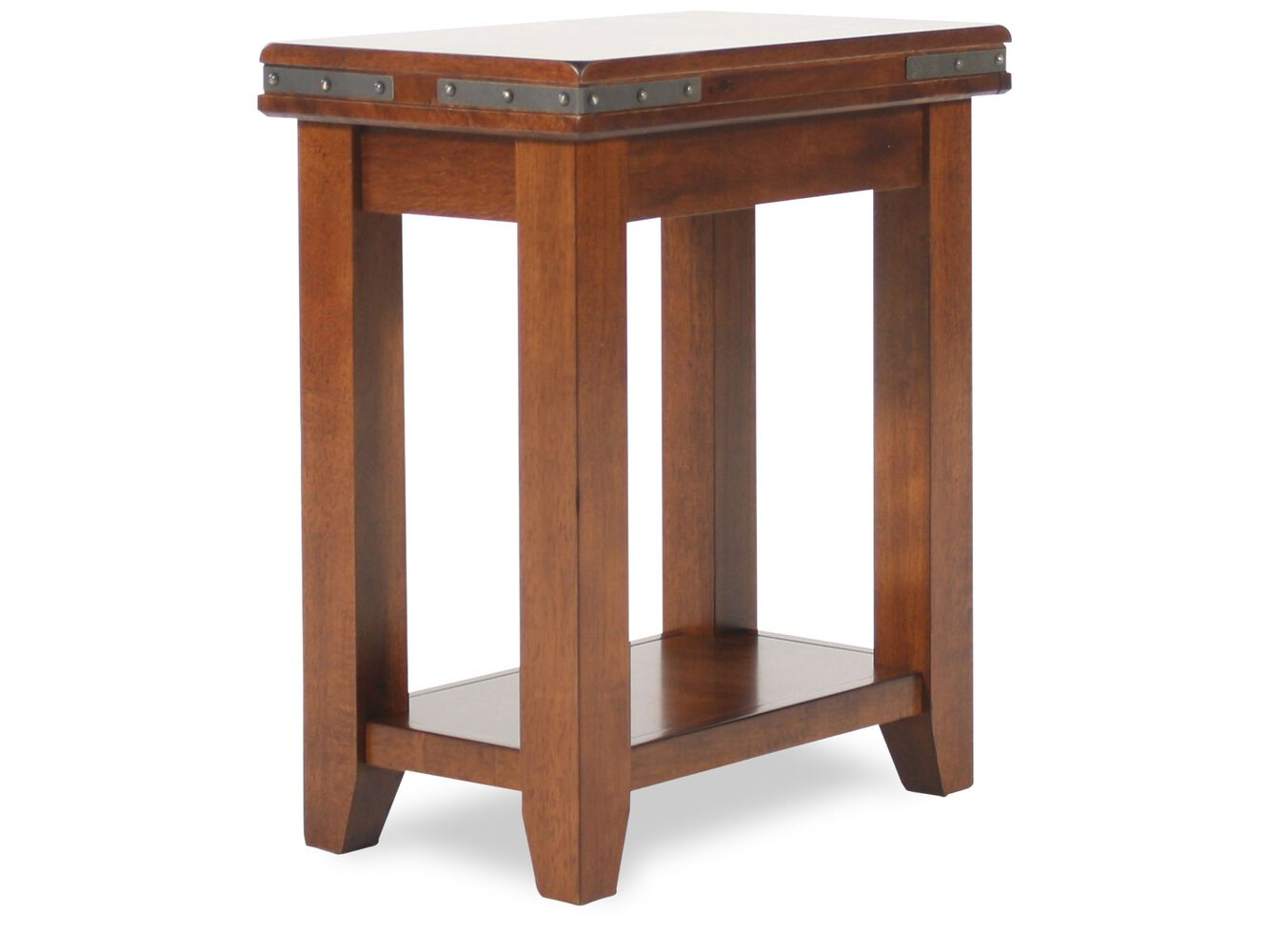 Winners Only Mango Small End Table Mathis Brothers Furniture