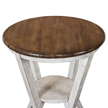 Uttermost Delino Round Side Table